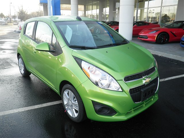 New Chevrolet Spark LS Auto